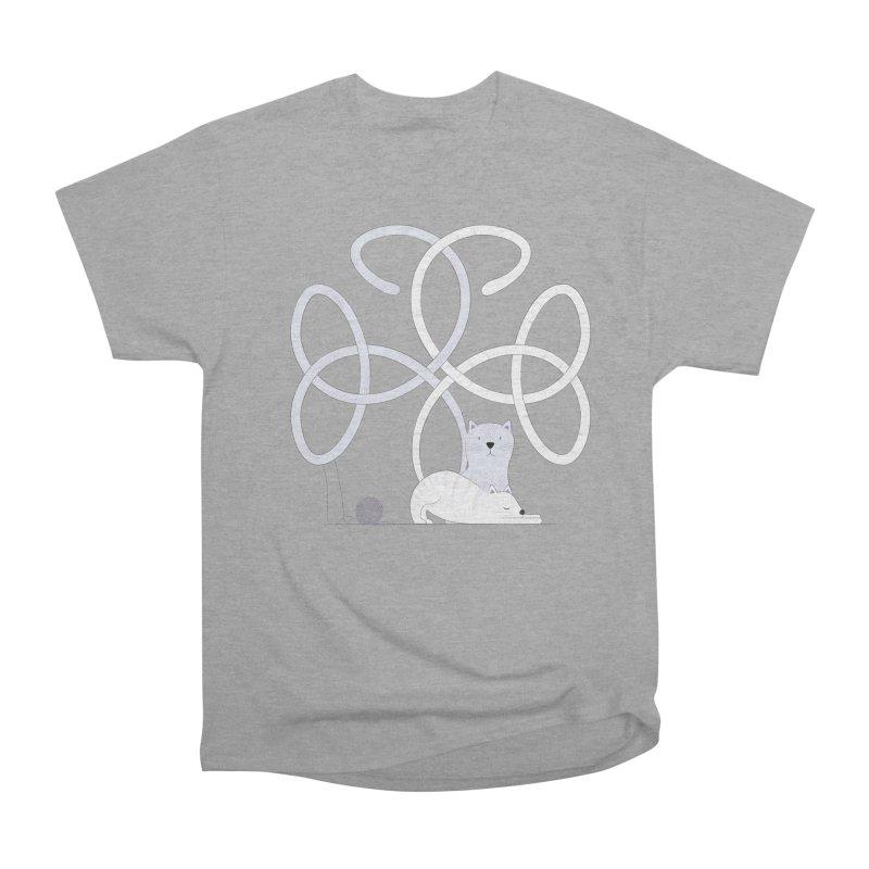 Cats Women's Classic Unisex T-Shirt by cumulo7's Artist Shop