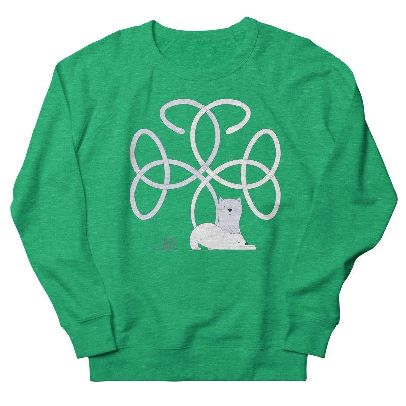 Cats Women's Sweatshirt by Cumulo 7