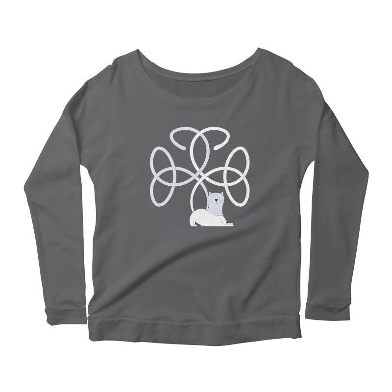 Cats Women's Longsleeve T-Shirt by Cumulo 7