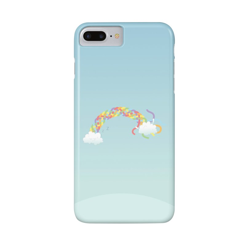 Cheeky Cloud Accessories Phone Case by cumulo7's Artist Shop