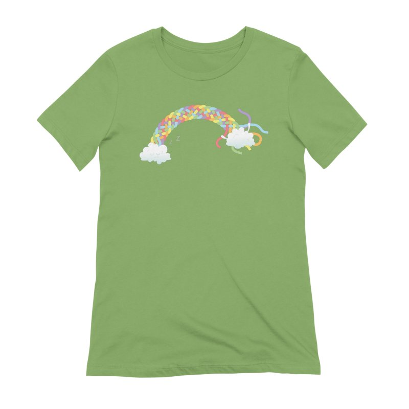 Cheeky Cloud Women's Extra Soft T-Shirt by Cumulo 7