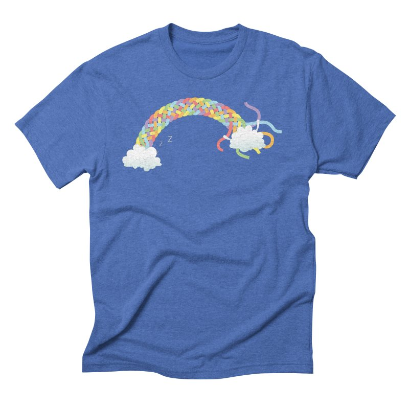 Cheeky Cloud Men's T-Shirt by Cumulo 7