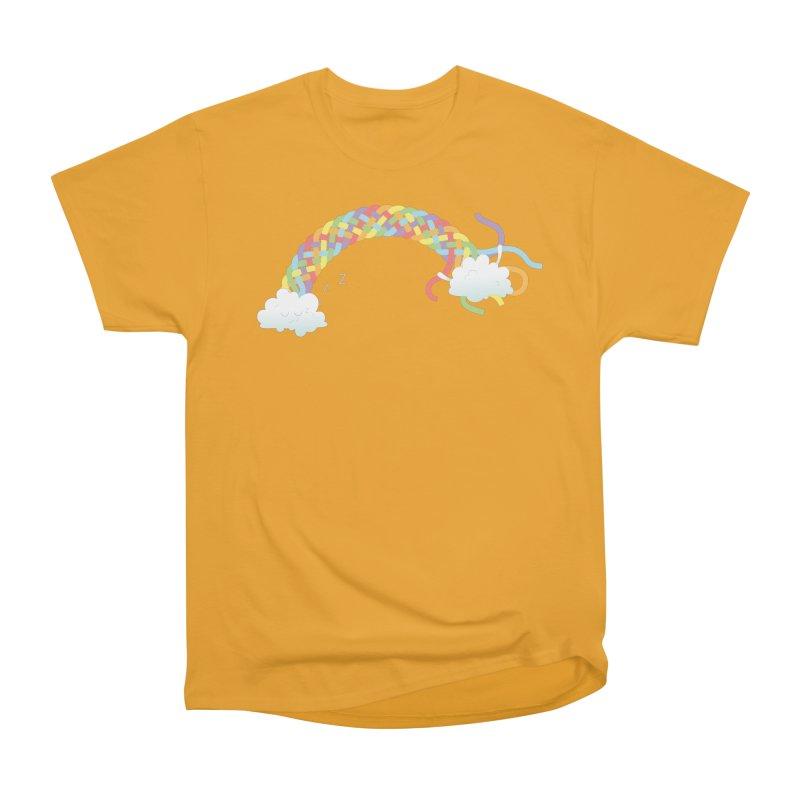 Cheeky Cloud Women's Heavyweight Unisex T-Shirt by Cumulo 7
