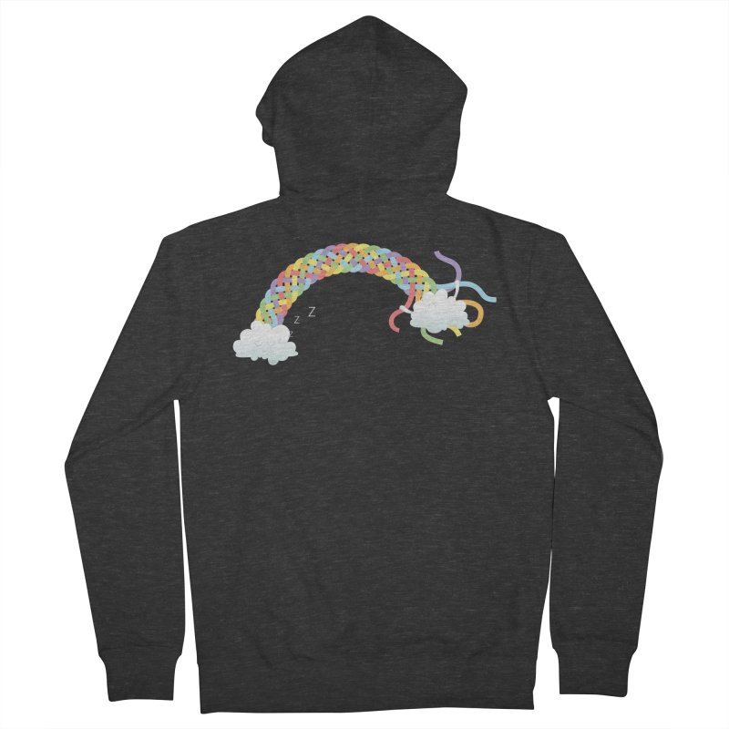 Cheeky Cloud Men's French Terry Zip-Up Hoody by Cumulo 7