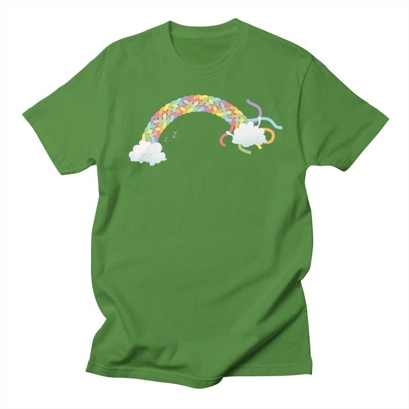 Cheeky Cloud Men's Regular T-Shirt by cumulo7's Artist Shop