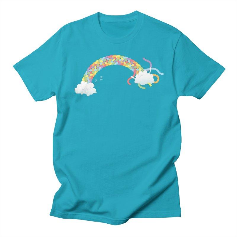Cheeky Cloud Women's Regular Unisex T-Shirt by Cumulo 7