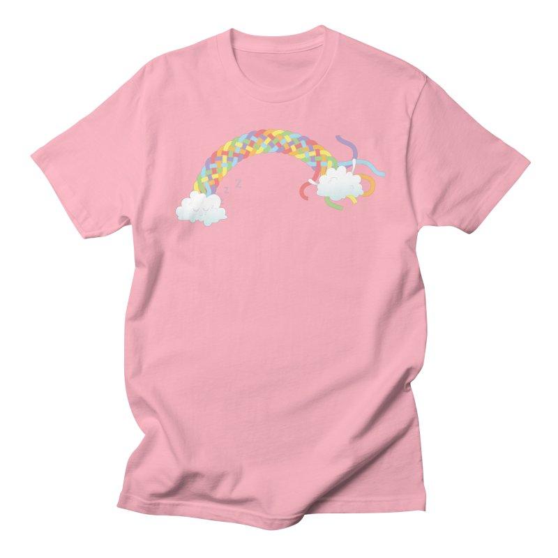 Cheeky Cloud Men's T-shirt by cumulo7's Artist Shop