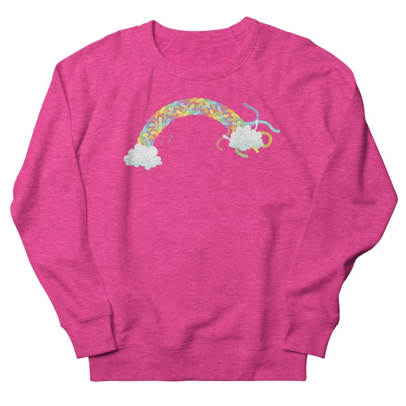 Cheeky Cloud Women's French Terry Sweatshirt by cumulo7's Artist Shop