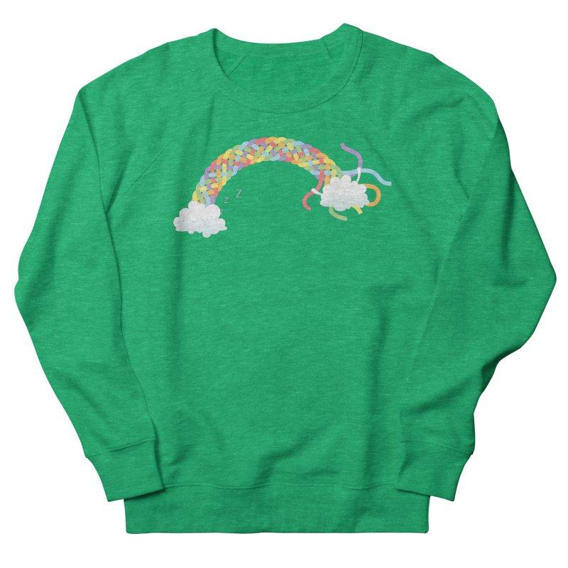Cheeky Cloud Men's French Terry Sweatshirt by cumulo7's Artist Shop