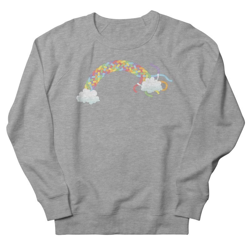 Cheeky Cloud Men's French Terry Sweatshirt by cumulo7's Artist Shop