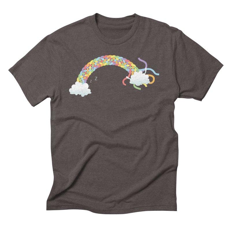 Cheeky Cloud Men's Triblend T-Shirt by cumulo7's Artist Shop
