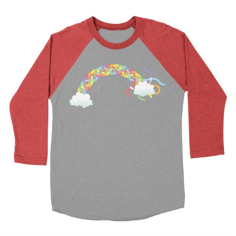 Cheeky Cloud Women's Baseball Triblend Longsleeve T-Shirt by cumulo7's Artist Shop