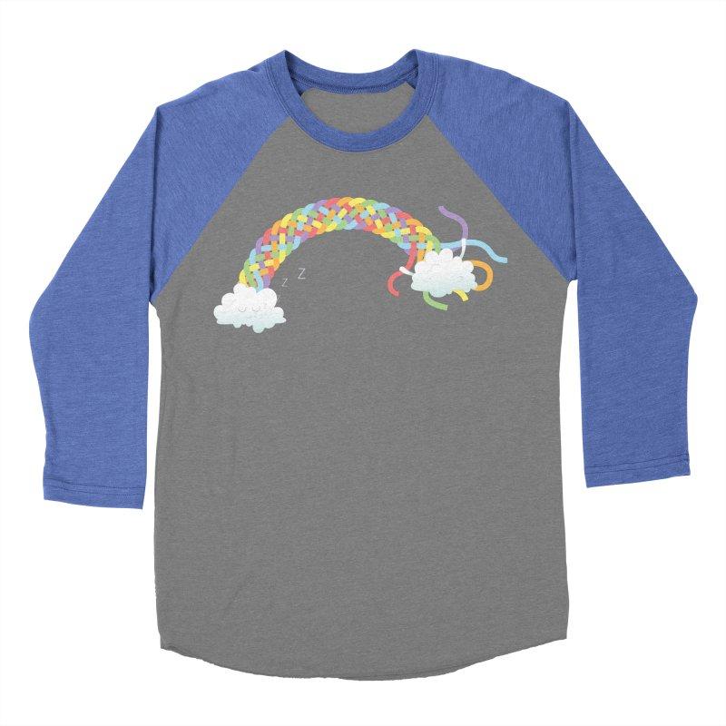Cheeky Cloud Men's Baseball Triblend Longsleeve T-Shirt by cumulo7's Artist Shop