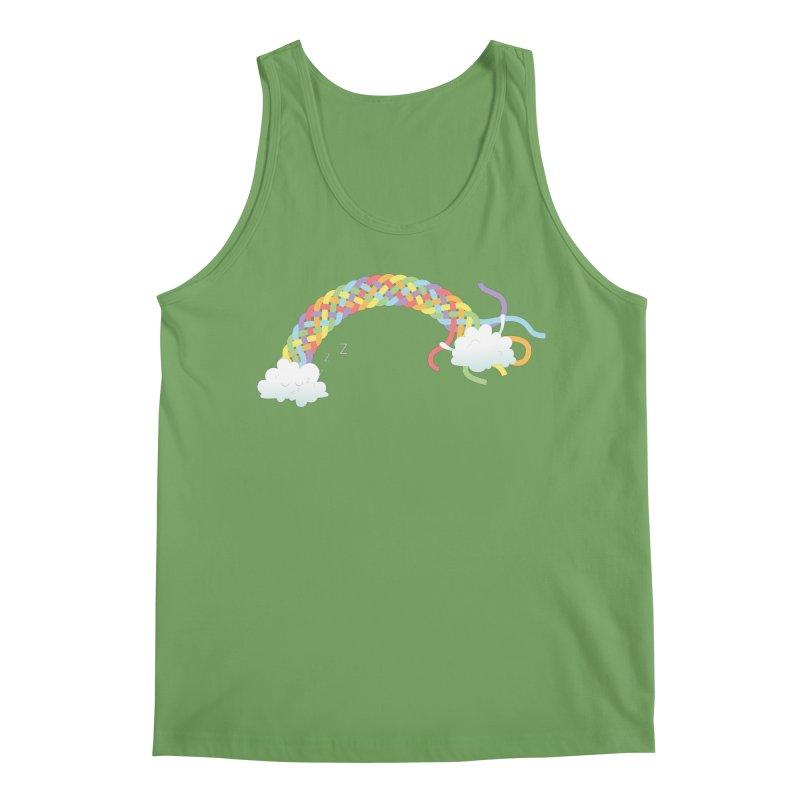 Cheeky Cloud Men's Tank by Cumulo 7