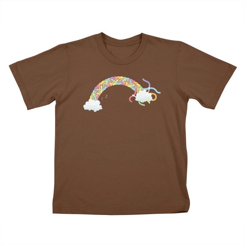 Cheeky Cloud Kids T-shirt by cumulo7's Artist Shop