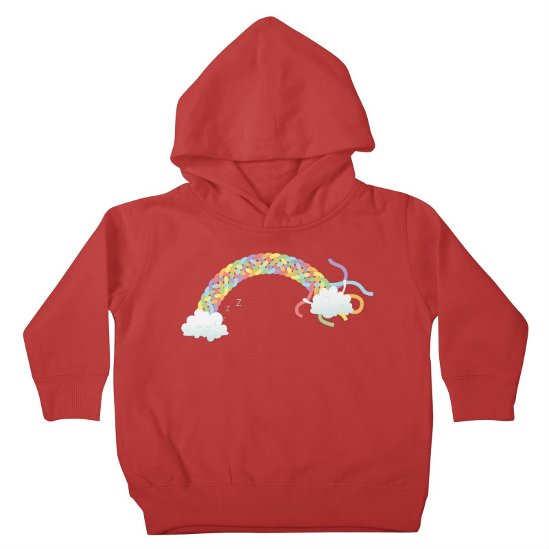 Cheeky Cloud Kids Toddler Pullover Hoody by cumulo7's Artist Shop
