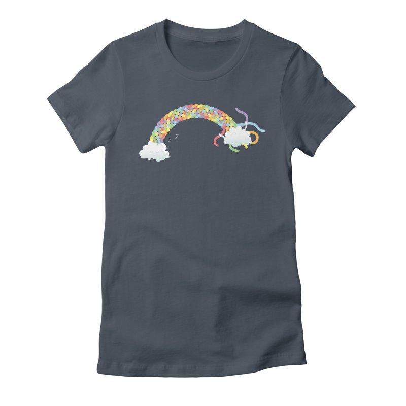 Cheeky Cloud Women's T-Shirt by Cumulo 7