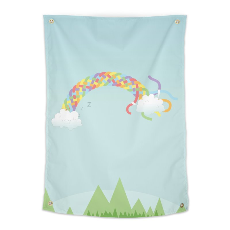 Cheeky Cloud Home Tapestry by Cumulo 7
