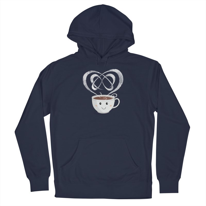 Coffee Lover Men's Pullover Hoody by Cumulo 7