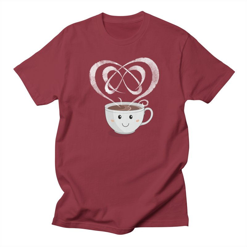 Coffee Lover Women's Unisex T-Shirt by cumulo7's Artist Shop