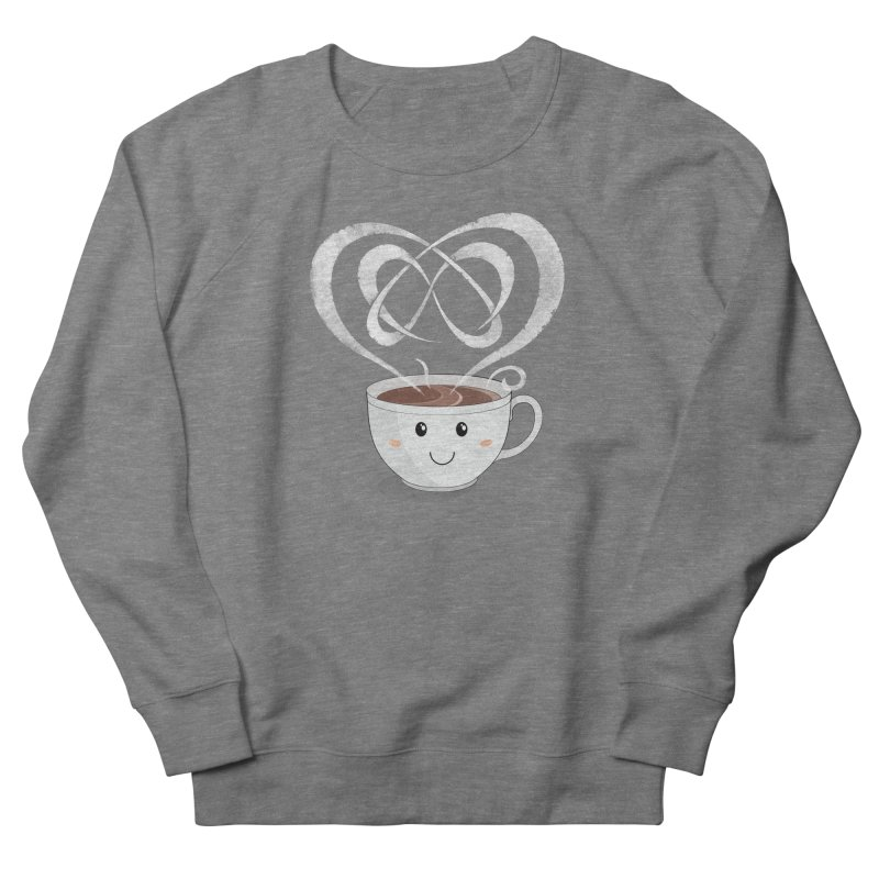 Coffee Lover Men's French Terry Sweatshirt by Cumulo 7