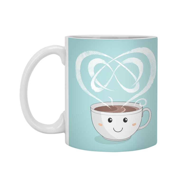 Coffee Lover Accessories Mug by cumulo7's Artist Shop