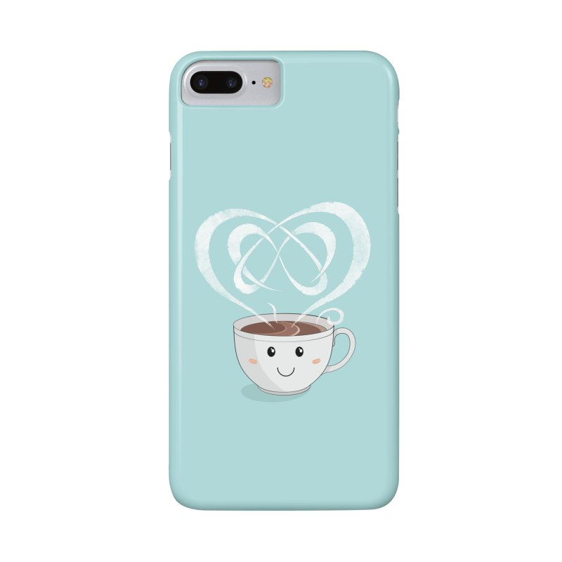 Coffee Lover Accessories Phone Case by cumulo7's Artist Shop