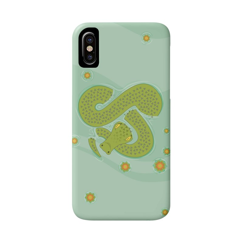 The Croc! Accessories Phone Case by cumulo7's Artist Shop