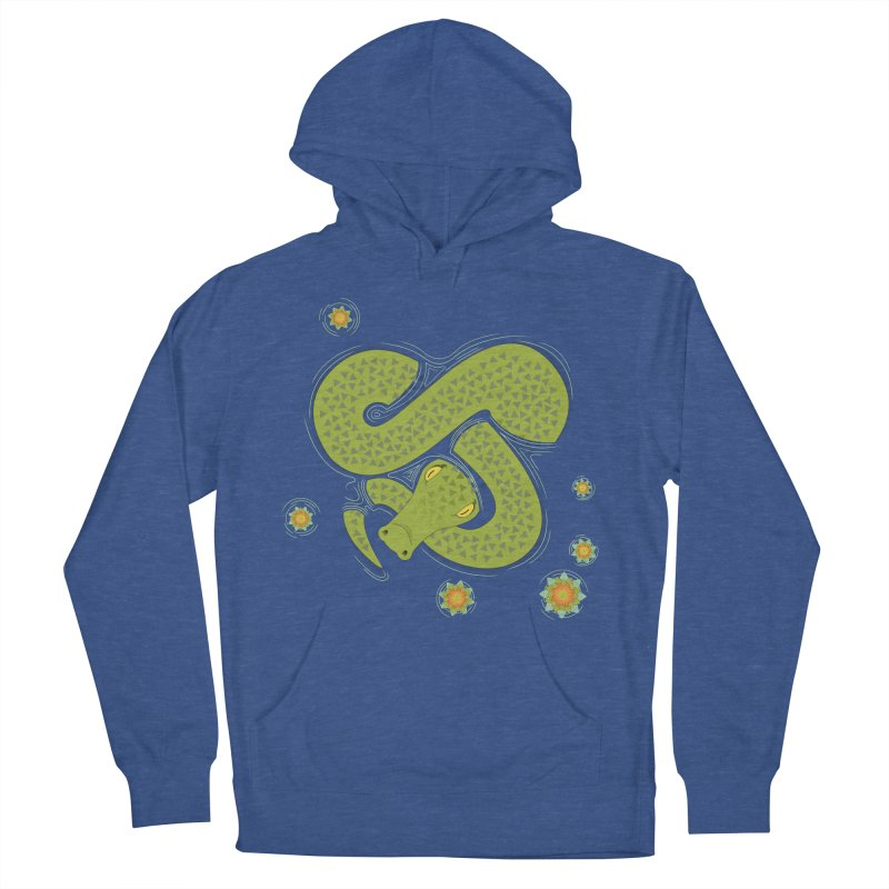The Croc! Women's Pullover Hoody by cumulo7's Artist Shop