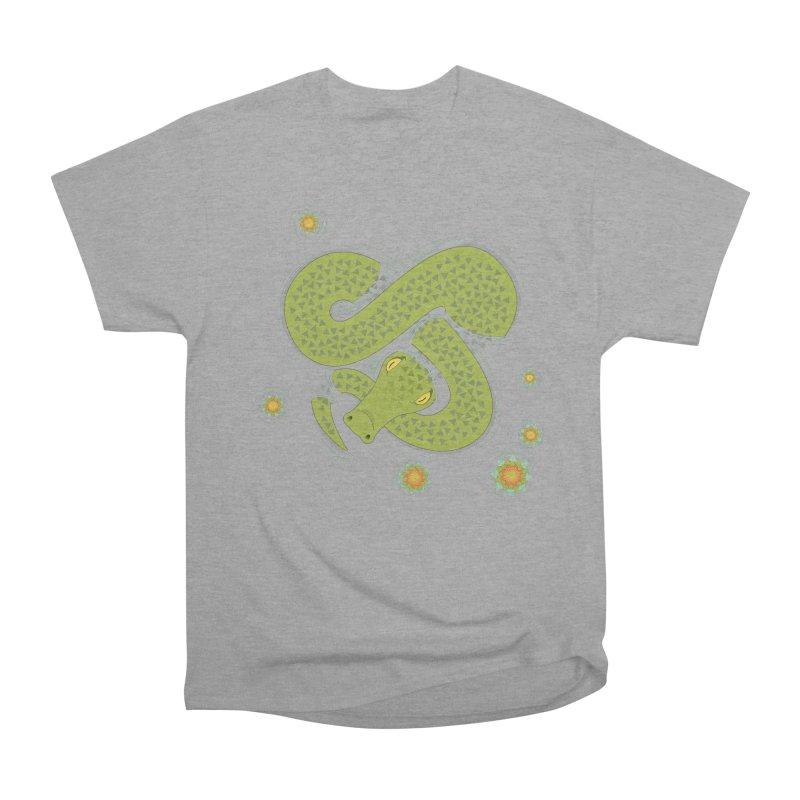 The Croc! Women's Classic Unisex T-Shirt by cumulo7's Artist Shop