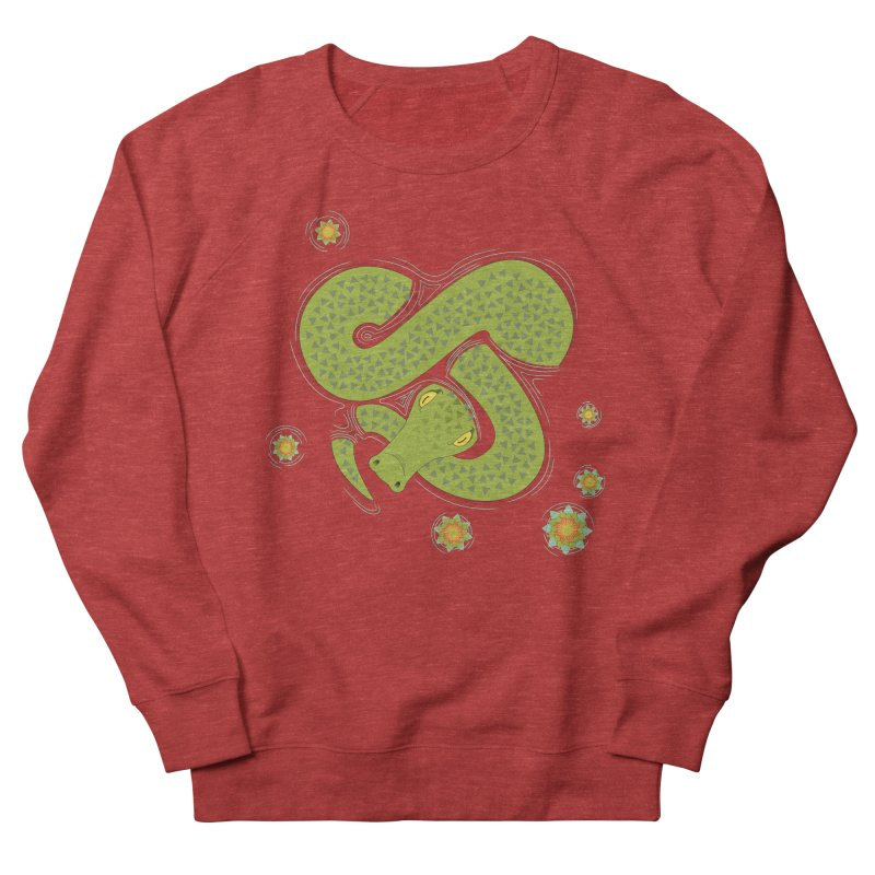 The Croc! Women's Sweatshirt by cumulo7's Artist Shop