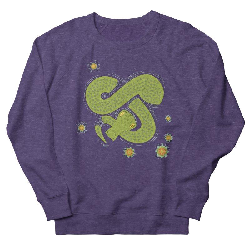 The Croc! Men's Sweatshirt by cumulo7's Artist Shop