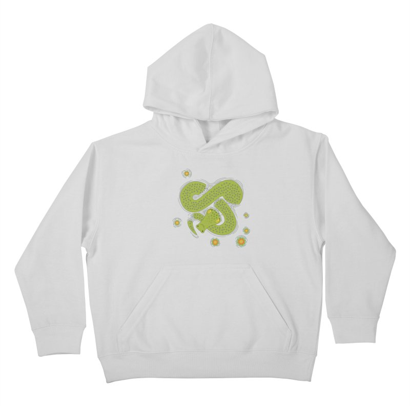 The Croc! Kids Pullover Hoody by Cumulo 7