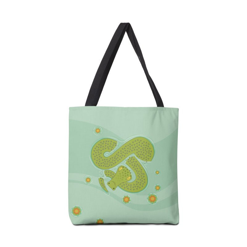 The Croc! Accessories Bag by cumulo7's Artist Shop