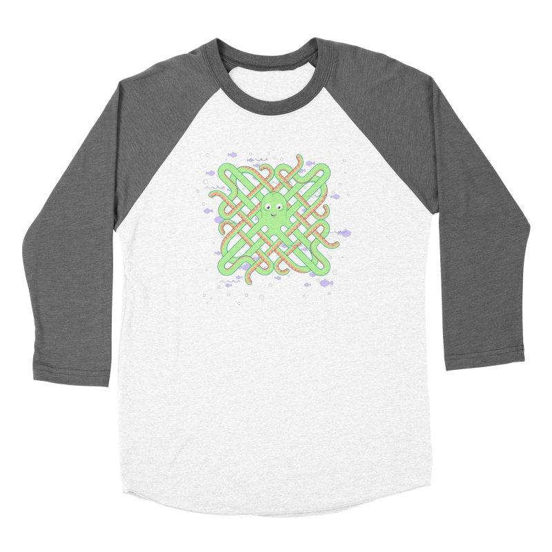 Octopus Women's Longsleeve T-Shirt by Cumulo 7