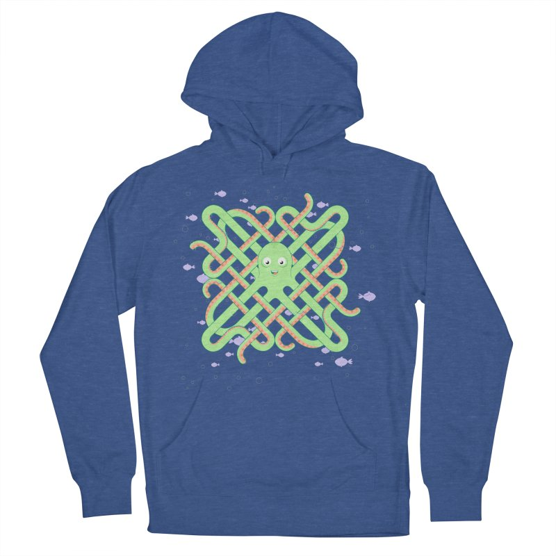 Octopus Women's Pullover Hoody by cumulo7's Artist Shop