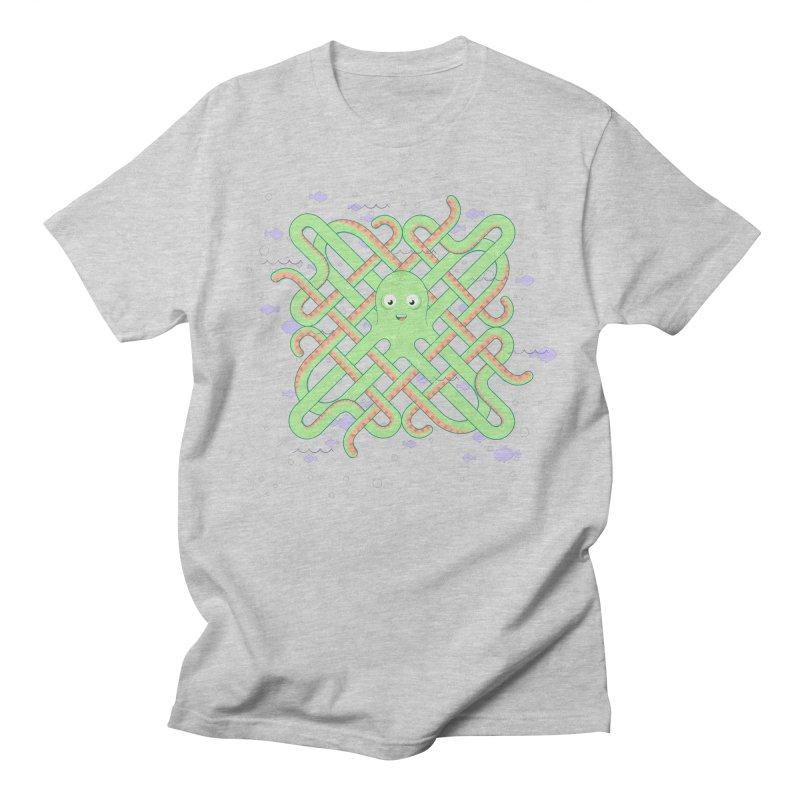 Octopus Men's Regular T-Shirt by cumulo7's Artist Shop
