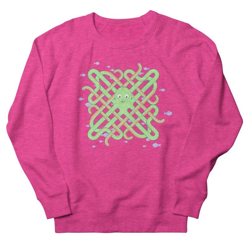 Octopus Men's Sweatshirt by cumulo7's Artist Shop