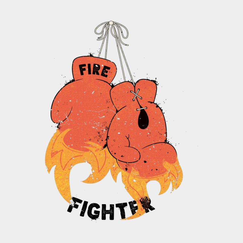 Fire Fighter Kids T-Shirt by Cumulo 7