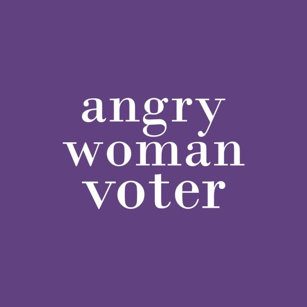 image for Angry Woman Voter