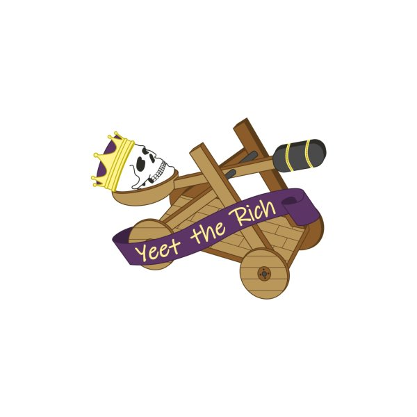 Design for Yeet The Rich