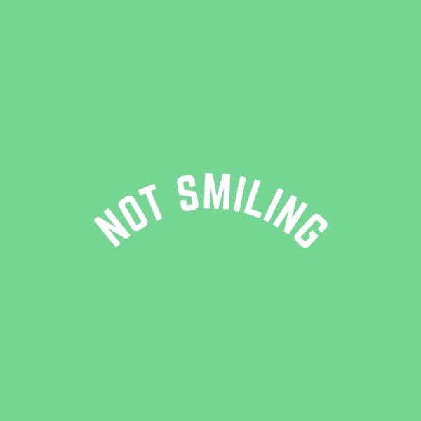 Design for Not Smiling