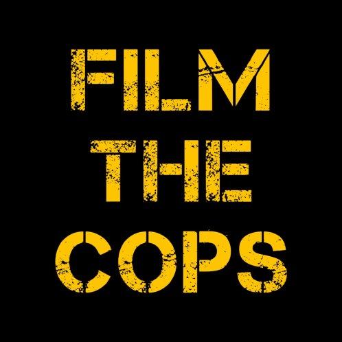 Design for Film the cops