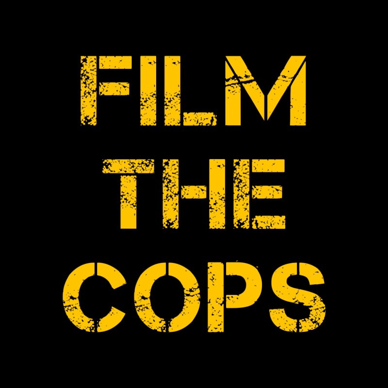 Film the cops Accessories Button by Cunning Linguist Co.