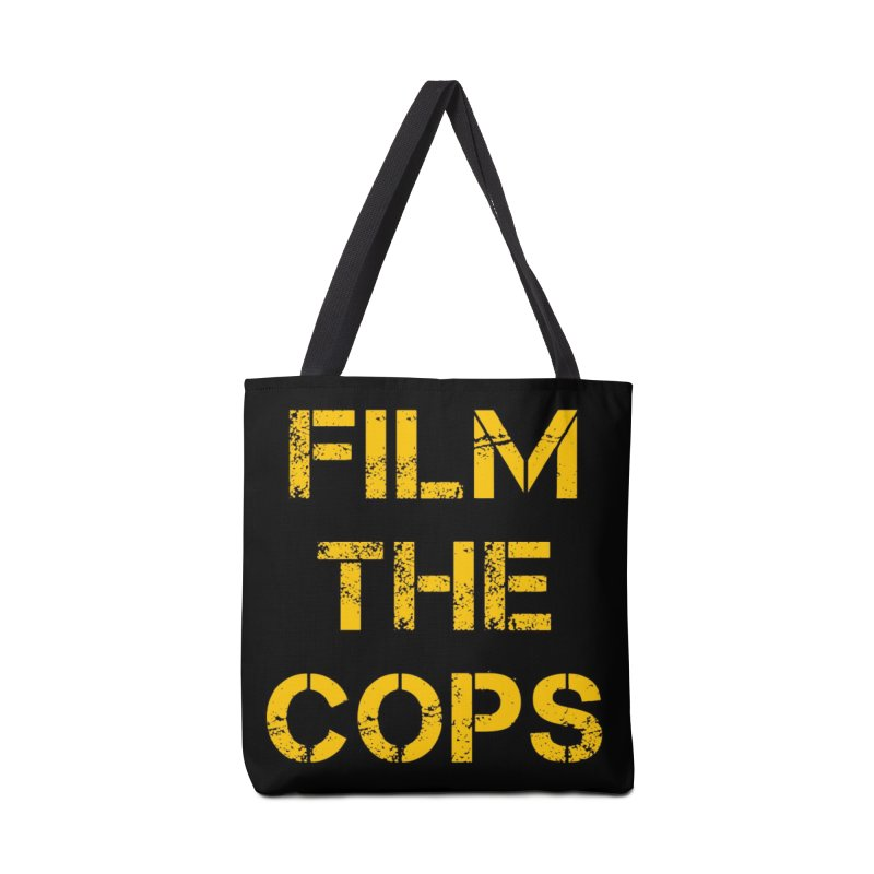 Film the cops Accessories Bag by Cunning Linguist Co.
