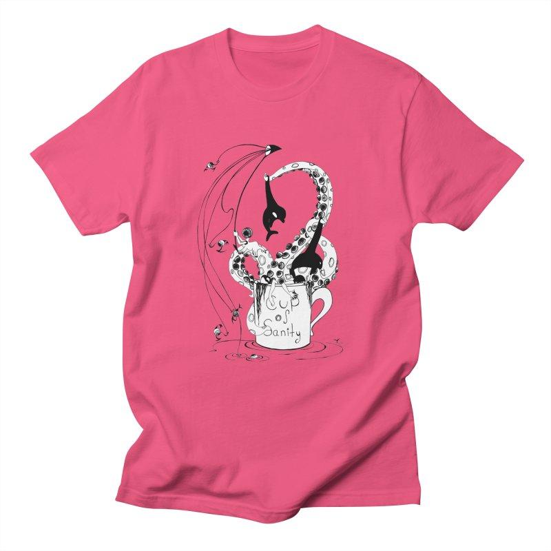 cup n'colour Men's T-Shirt by cuppadoodle's Artist Shop