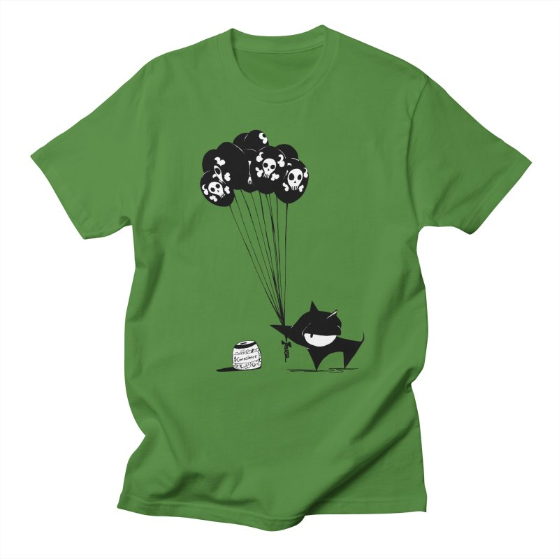 balloons Men's T-shirt by cuppadoodle's Artist Shop