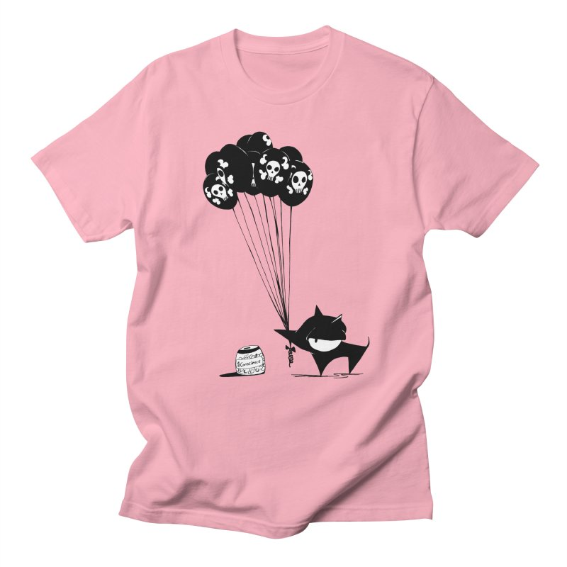 balloons Men's T-Shirt by cuppadoodle's Artist Shop