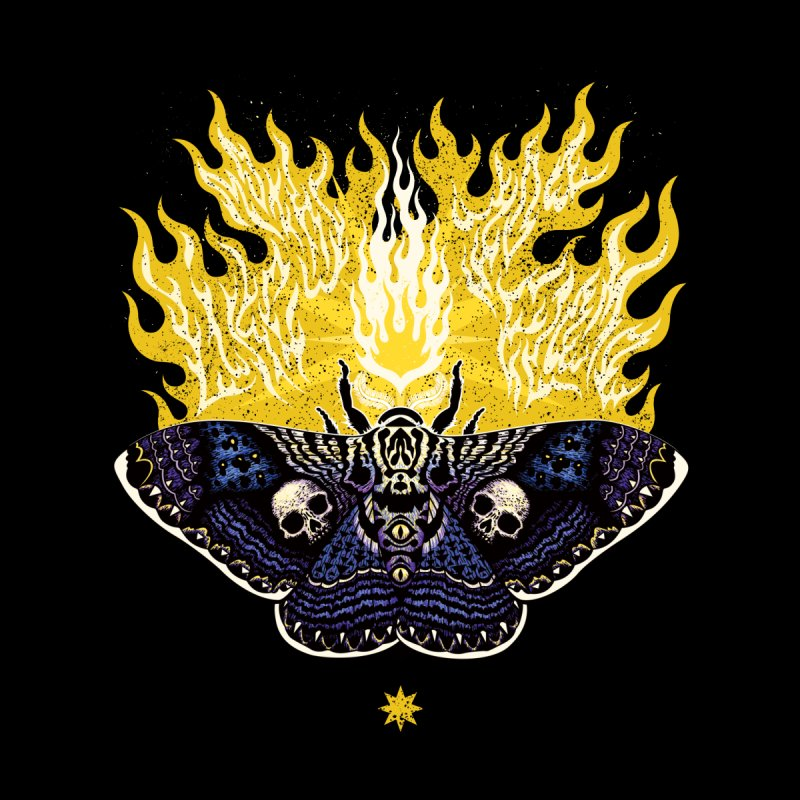 Like Moths to a Flame None  by Curiosity Supply Co.