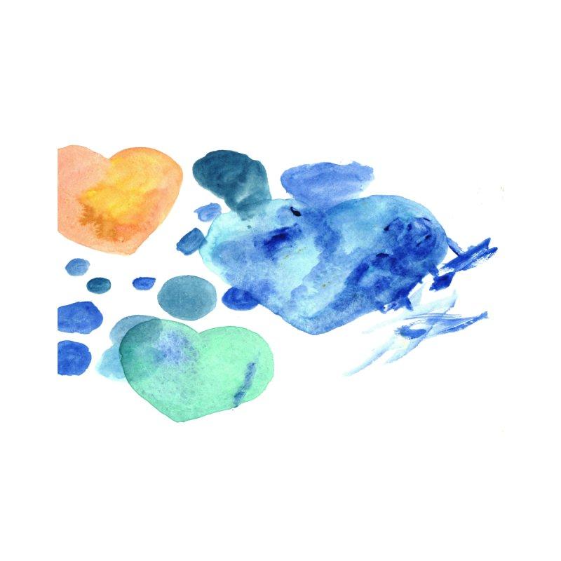 PeachyBlue by Mireya In Wonder